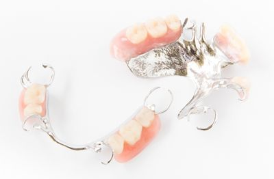 Partial Dentures at Oxford Street Dental Clinic