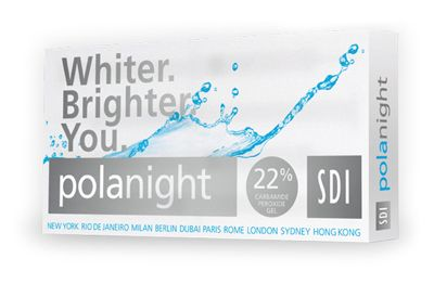 Pola teeth whitening