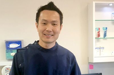 Dr Jason at Oxford Street Dental
