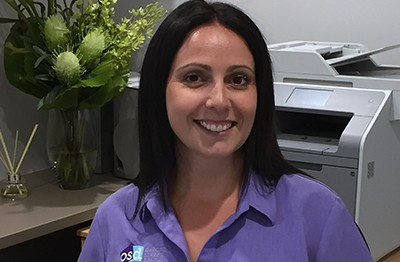 Tracey Sorgiovanni Front Office at Oxford Street Dental