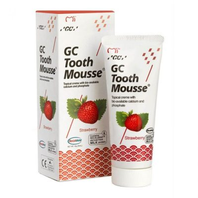 Tooth Mousse for sensitive teeth