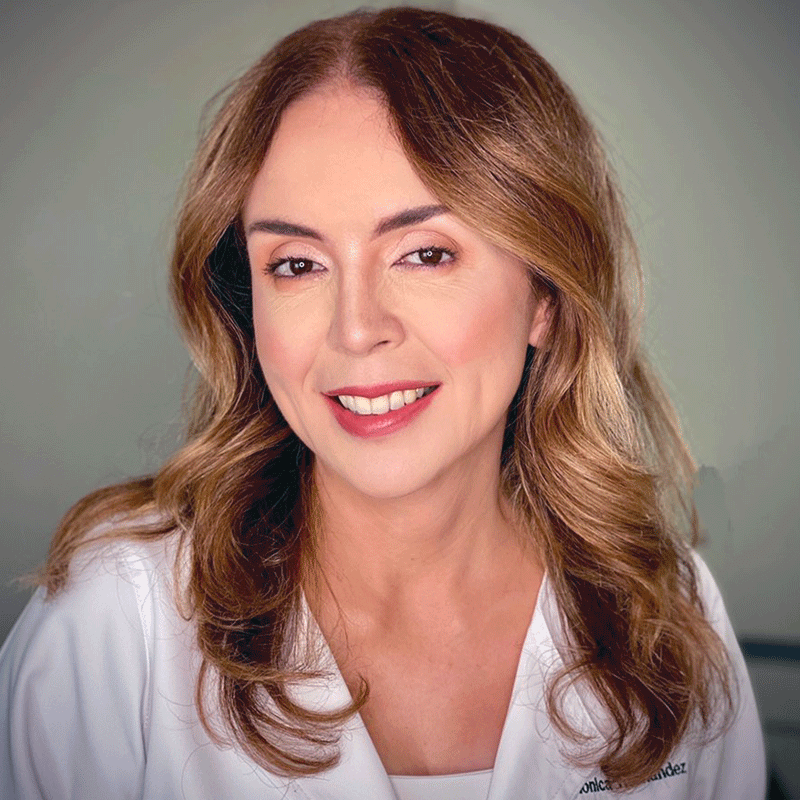 Dr Monica Hernandez - Dentist & Cosmetic Injectables Practitioner